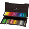 Faber-Castell Polychromos Art Colour Pencils 120's In Wooden Box