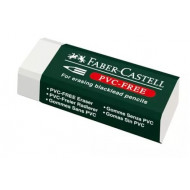 Faber-Castell PVC Dust Free Drawing Eraser