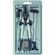 Linex Quick Acting Bow Compass With Extension Arm