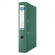 Donau A4 50mm PP Lever Arch File Green