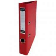 Donau A4 50mm PP Lever Arch File Red