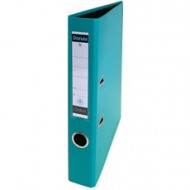 Donau A4 50mm PP Lever Arch File Turquoise