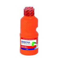 Giotto RTU Fluorescent Paint 500ml Orange