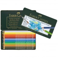Faber-Castell Polychromos Art Colour Pencils 12's