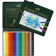 Faber-Castell Polychromos Art Colour Pencils 24's