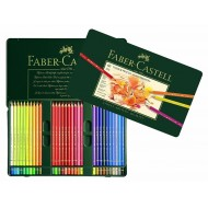 Faber-Castell Polychromos Art Colour Pencils 60's