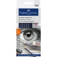 Faber-Castell Goldfaber Pencil Sketch Set