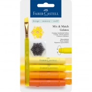 Faber-Castell Gelatos Shades of Yellow