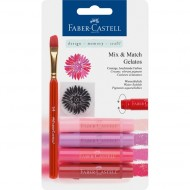 Faber-Castell Gelatos Shades of Red