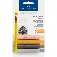 Faber-Castell Gelatos Neutrals
