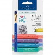 Faber-Castell Gelatos Metallics
