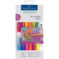 Faber-Castell Gelatos Bright Colours