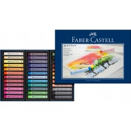 Faber-Castell Creative Studio Soft Pastels 36's