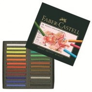 Faber-Castell Polychromos Pastels 24's