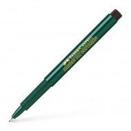 Faber-Castell 0.4mm Finepen Pen Black