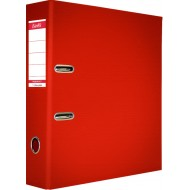 Bantex A4 70mm PP Lever Arch File Red