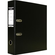 Bantex A4 70mm PP Lever Arch File Black