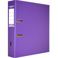 Bantex A4 70mm PP Lever Arch File Lilac