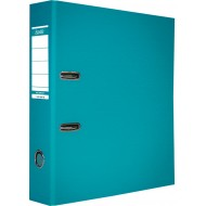 Bantex A4 70mm PP Lever Arch File Turquoise