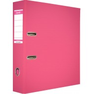 Bantex A4 70mm PP Lever Arch File Pink