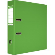Bantex A4 70mm PP Lever Arch File Lime Green