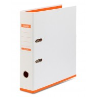 Bantex A4 70mm PP Lever Arch File Two Tone Orange