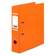 Bantex A4 70mm Paper Casemade Lever Arch File Orange