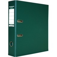 Bantex A4 70mm PP Lever Arch File Green