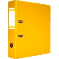 Bantex A4 70mm PVC Lever Arch File Yellow