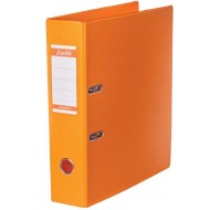 Bantex A4 70mm PVC Lever Arch File Orange