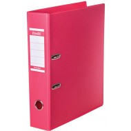 Bantex A4 70mm PVC Lever Arch File Pink