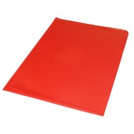 Bantex A4 PVC Secretarial Folder 10's Red