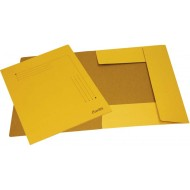 Bantex A4 Smart Folder 10's Yellow