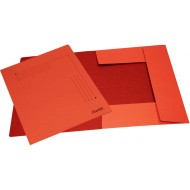 Bantex A4 Smart Folder 10's Red