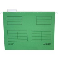 Bantex A4 Suspension Files 25's Grass Green