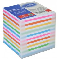 Bantex Memo Cube Refill Coloured