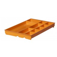 Bantex Draw Organiser Orange