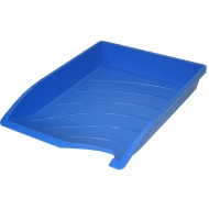 Bantex Optima Letter Tray Blue