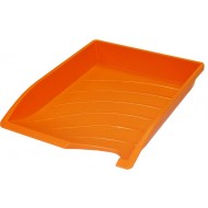 Bantex Optima Letter Tray Orange