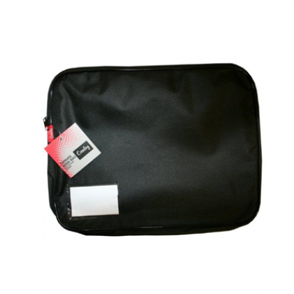 Croxley Create Canvas Book Bag Black