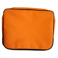Croxley Create Canvas Book Bag Orange