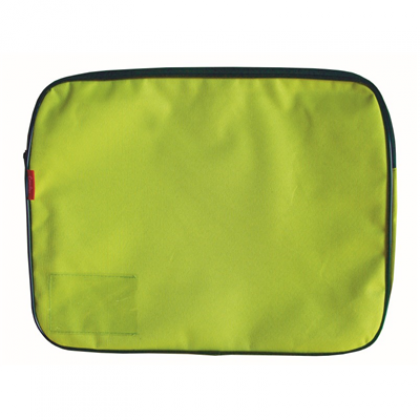 Croxley Create Canvas Book Bag Lime Green