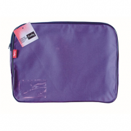 Croxley Create Canvas Book Bag Purple