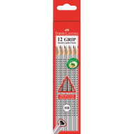 Faber-Castell Grip Pencil HB Box of 12