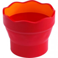 Faber-Castell Water Pot Red