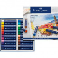 Faber-Castell Creative Studio Oil Pastels 24's