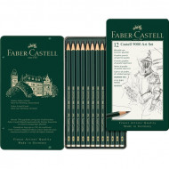 Faber-Castell 9000 Drawing Pencil Set