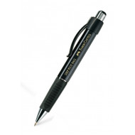 Faber-Castell Grip Plus Ballpoint Pen Black