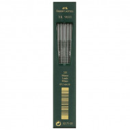 Faber-Castell 2mm Leads 10's 3B