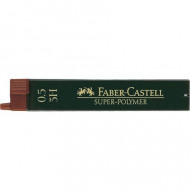 Faber-Castell Super-Polymer Lead 0.5 3H